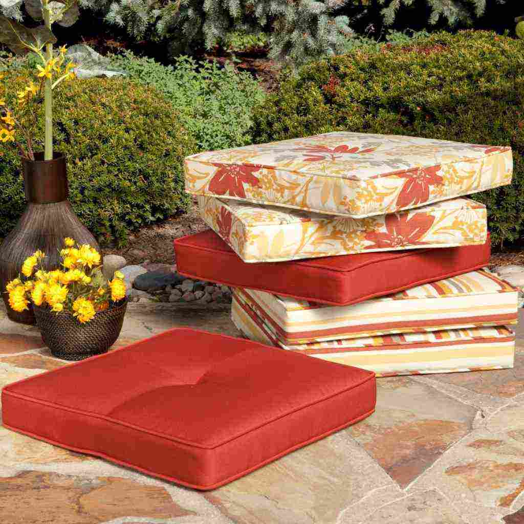 Outdoor Cushions for Wicker Furniture
