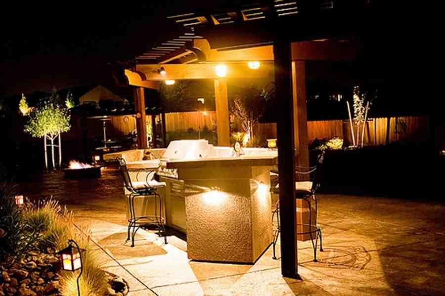 Outdoor Patio Light Fixtures