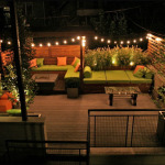 Outdoor Patio String Lighting Ideas