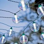 Outdoor Solar String Patio Lights