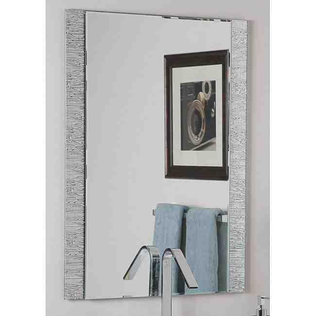 Overstock Bathroom Mirrors