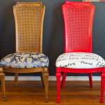 Painted Dining Room Chairs