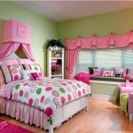 Pink and Green Bedroom Designs