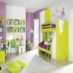 Purple and Green Bedroom Decorating Ideas