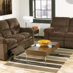 Bradington Truffle Living Room Set
