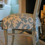 Dining Room Chair Seat Covers Patterns
