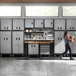 Garage Cabinet Design Ideas