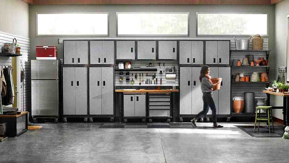 Garage Cabinet Design Ideas Decor IdeasDecor