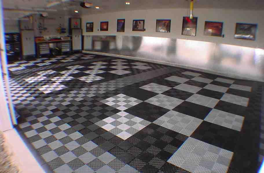 Garage Floor Designs