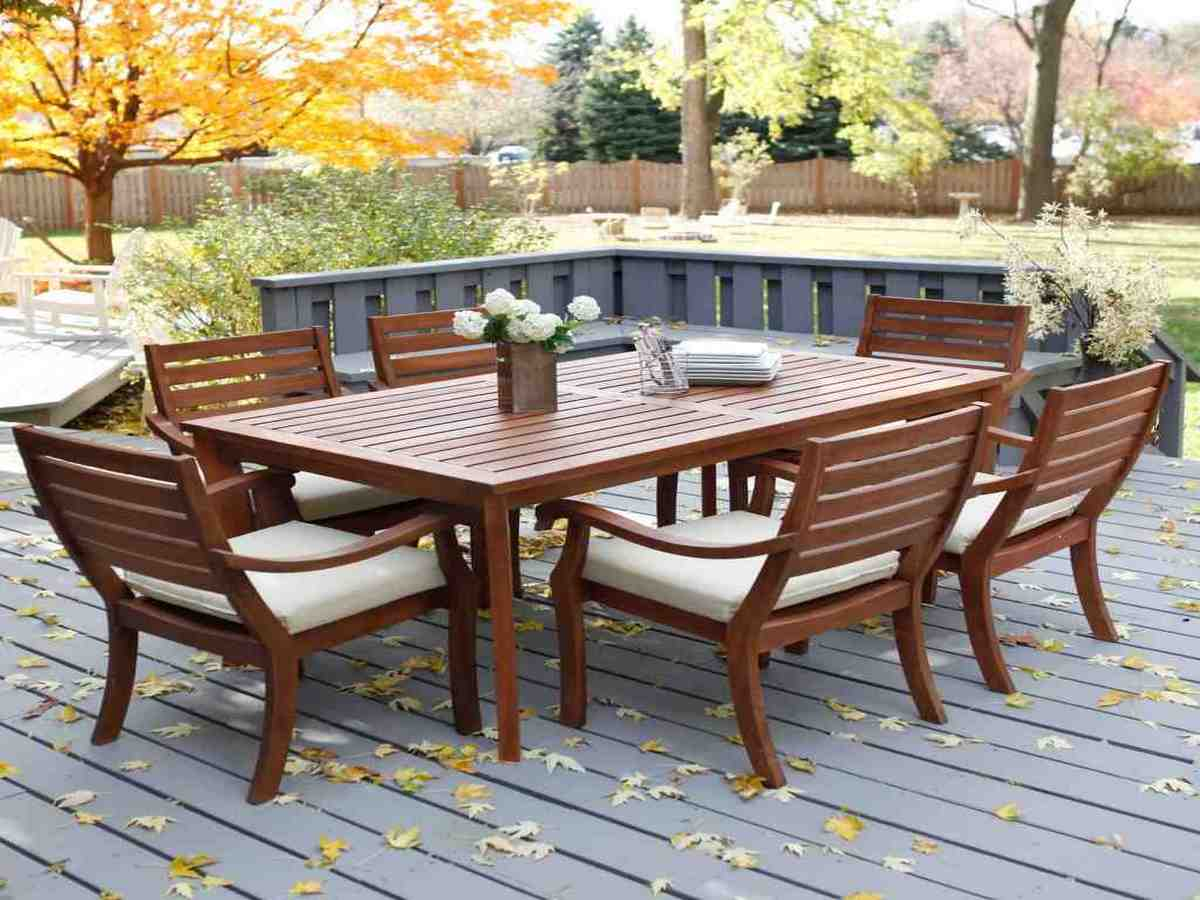 Garden Patio Furniture Sets