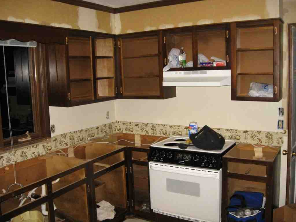 Kitchen Cabinet Refacing Kits
