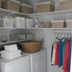 Laundry Room Storage Bins