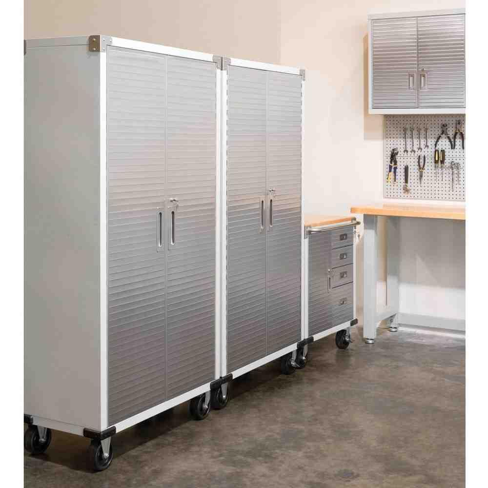 Metal Shop Storage Cabinets