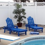 Plastic Pool Chaise Lounge Chairs