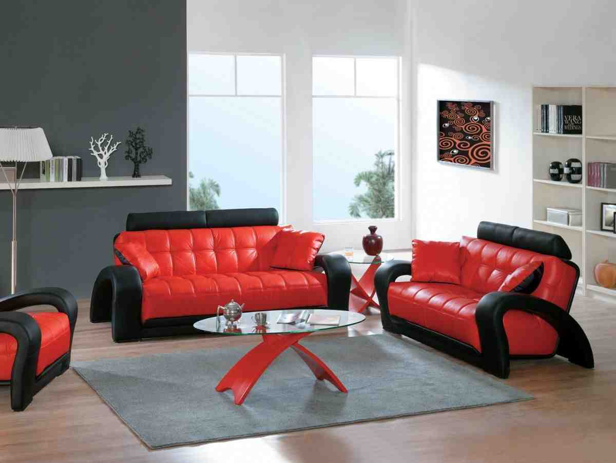 Red Living Room: Decor IdeasDecor Ideas