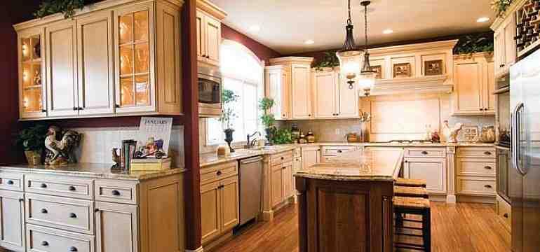 Semi Custom Kitchen Cabinets