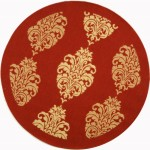 8 Foot Round Area Rugs
