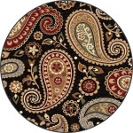 9 Foot Round Area Rugs
