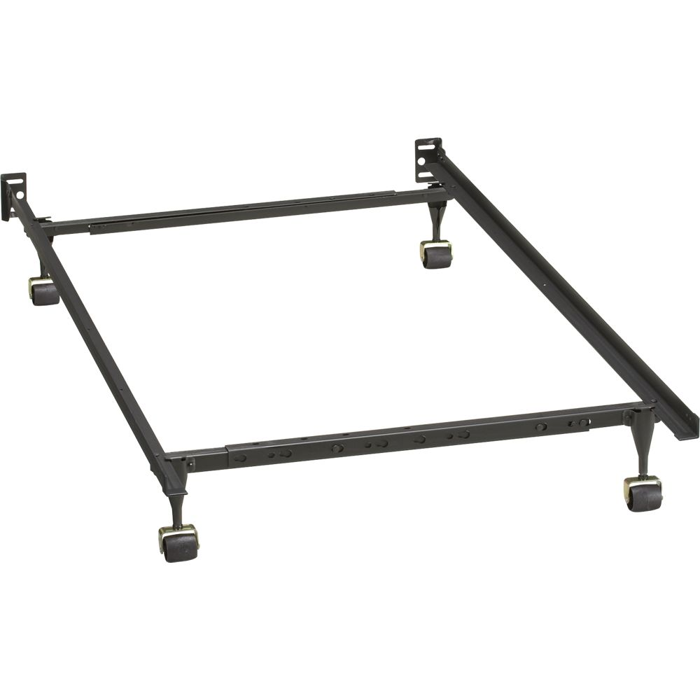 Adjustable Height Bed Frame Queen