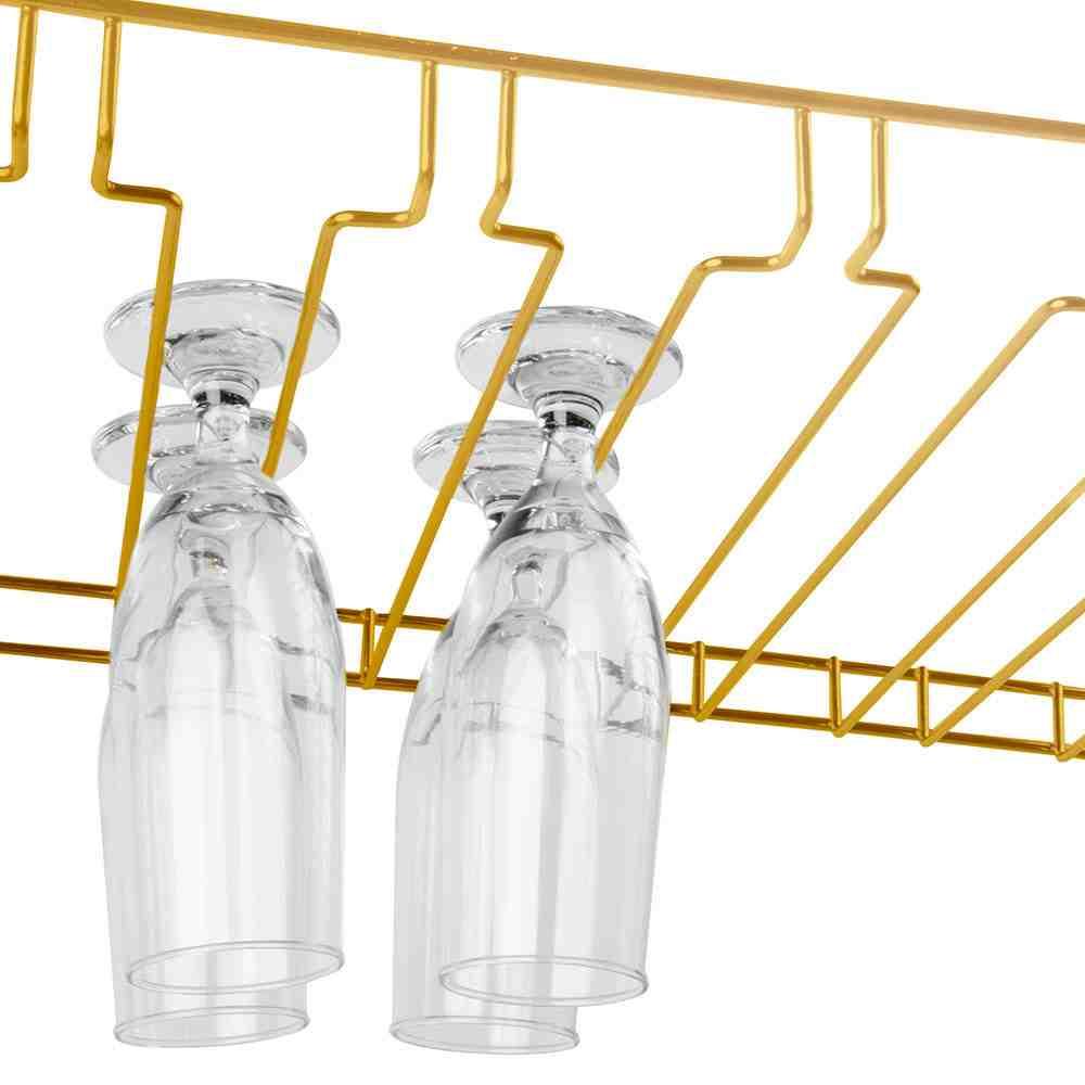 Ceiling Mounted Wine Glass Rack Decor Ideasdecor Ideas