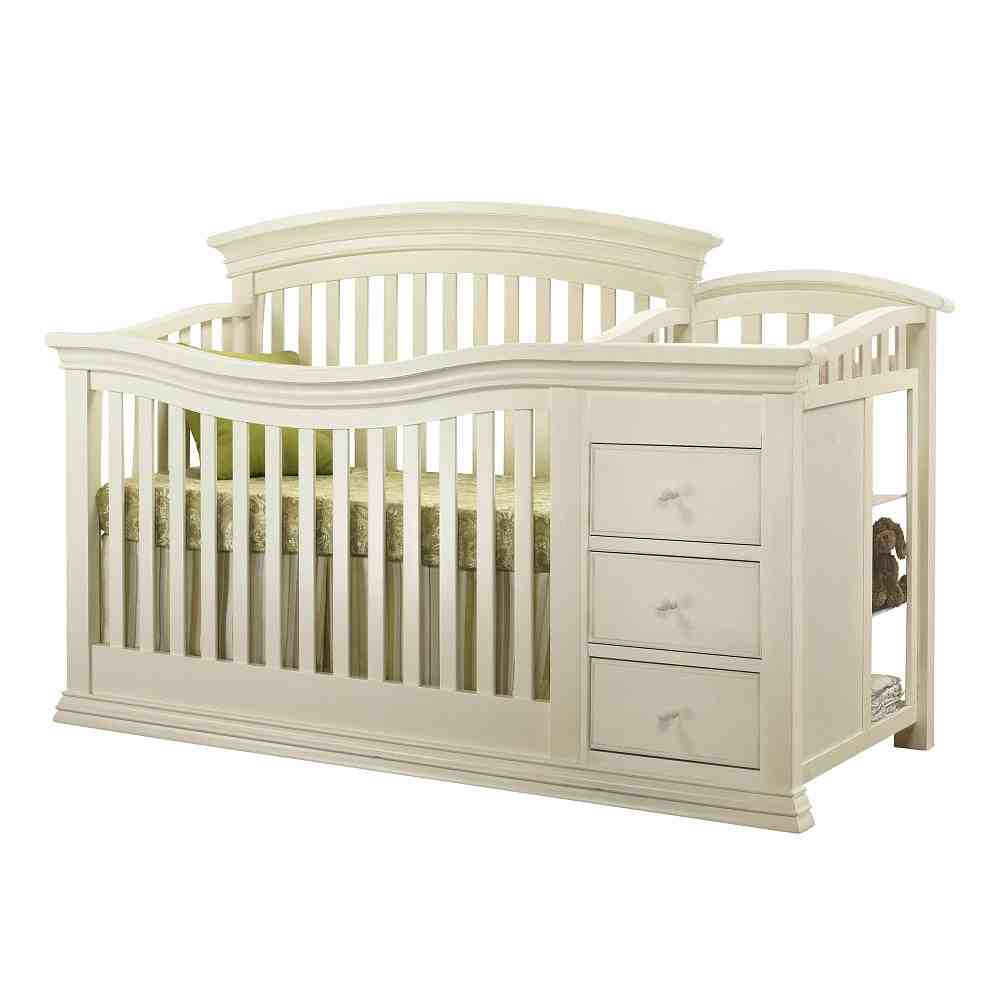 Cheap Baby Cribs With Changing Table