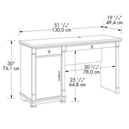 Computer Table Height
