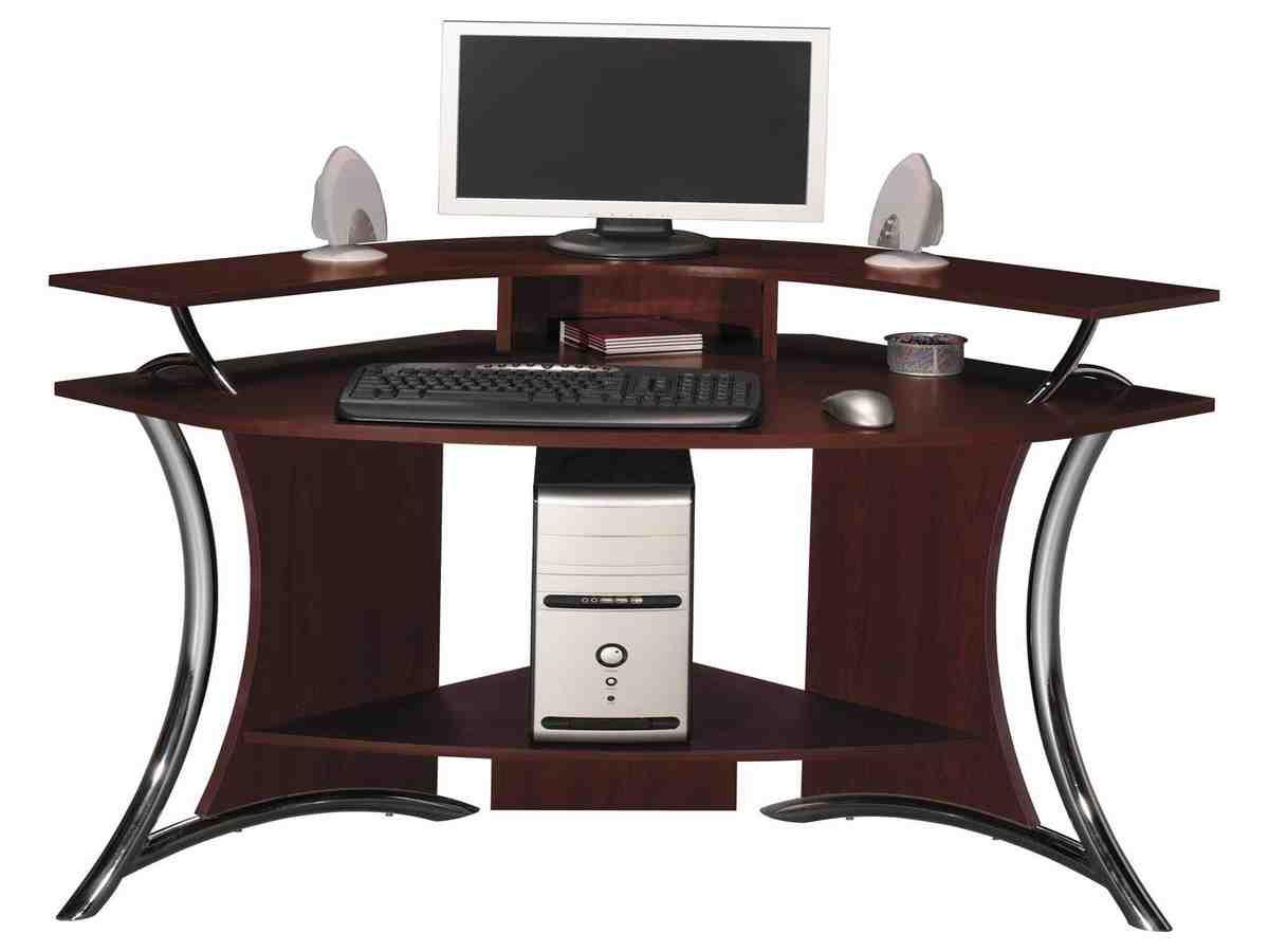 Corner Computer Desks For Small Spaces Decor Ideasdecor