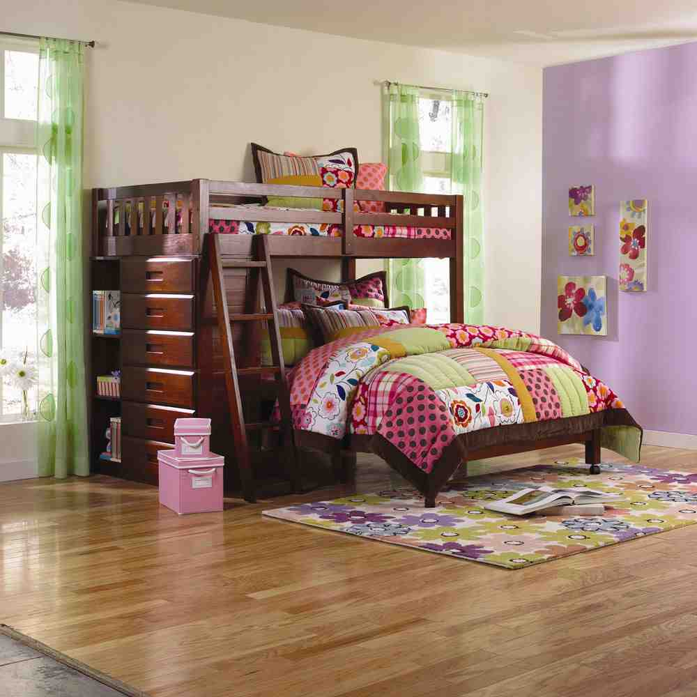 Little Girls Bedroom Furniture Sets