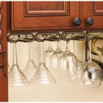 Overhead Wine Glass Rack