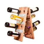 Small Wall Wine Rack