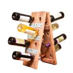 Small Wall Wine Rack