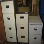 Used 2 Drawer File Cabinet