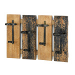 Wall Mounted Wine Racks Wood