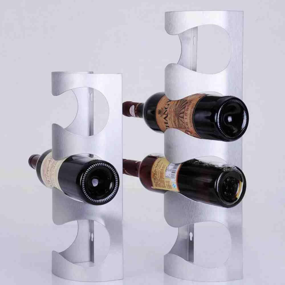 Wood Wine Rack Wall Mount