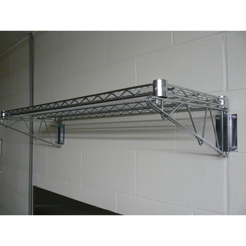 9 Inch Wire Shelving