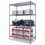 Alera Industrial Wire Shelving