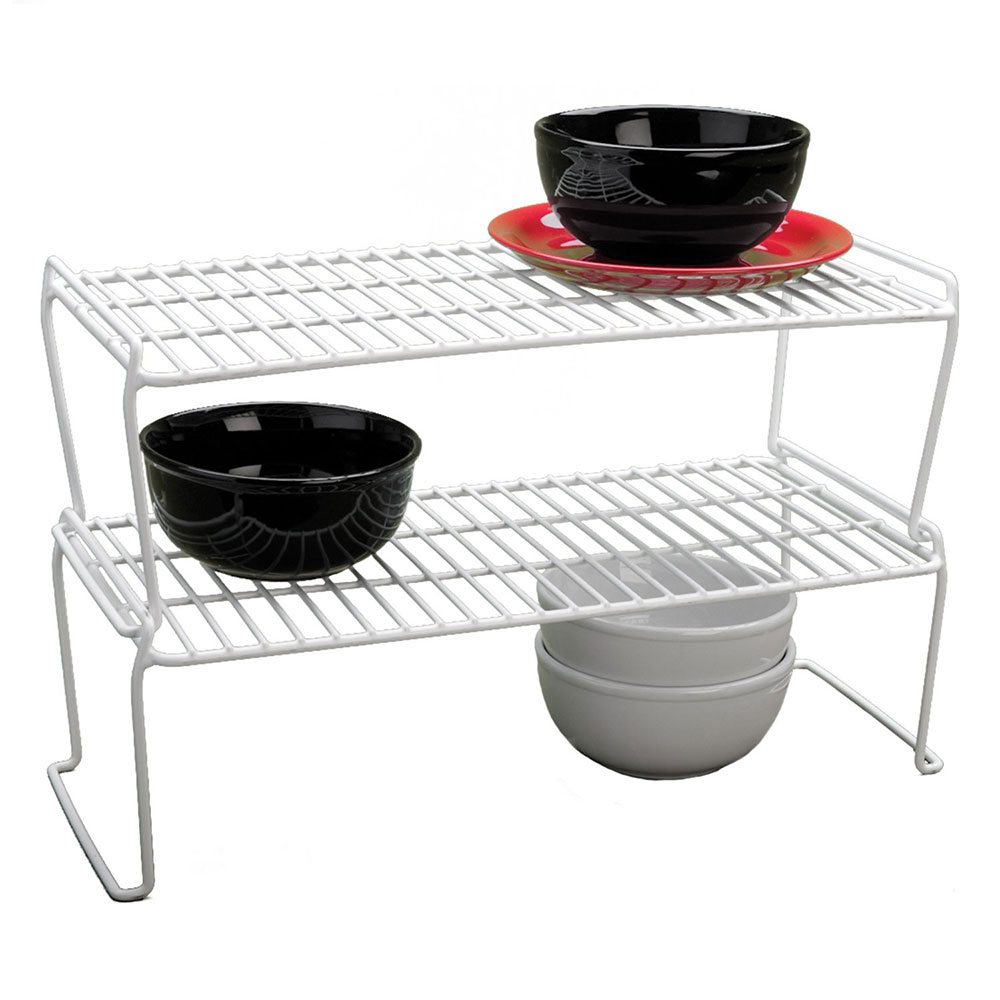 Stackable Wire Shelves