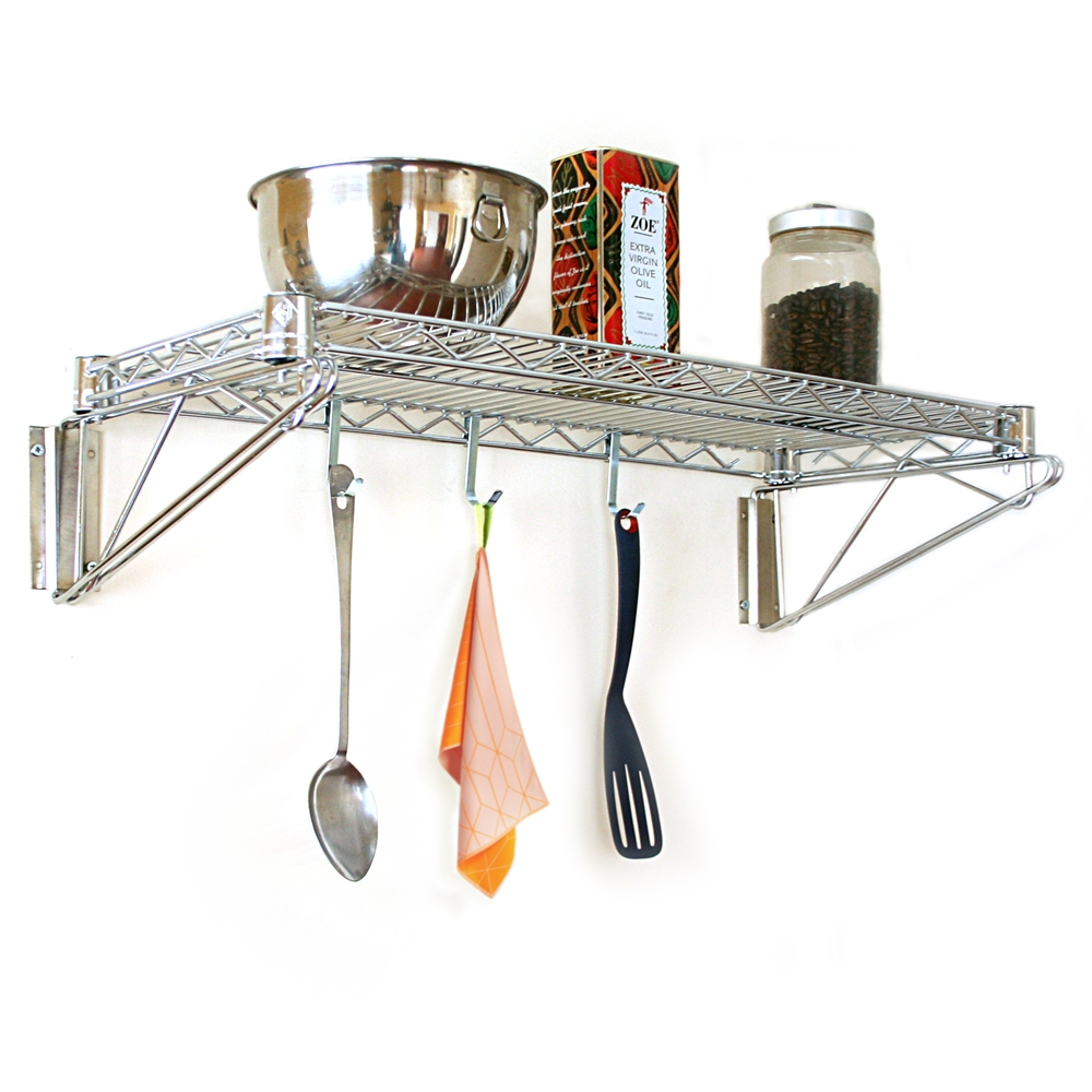 Wire Shelving Parts