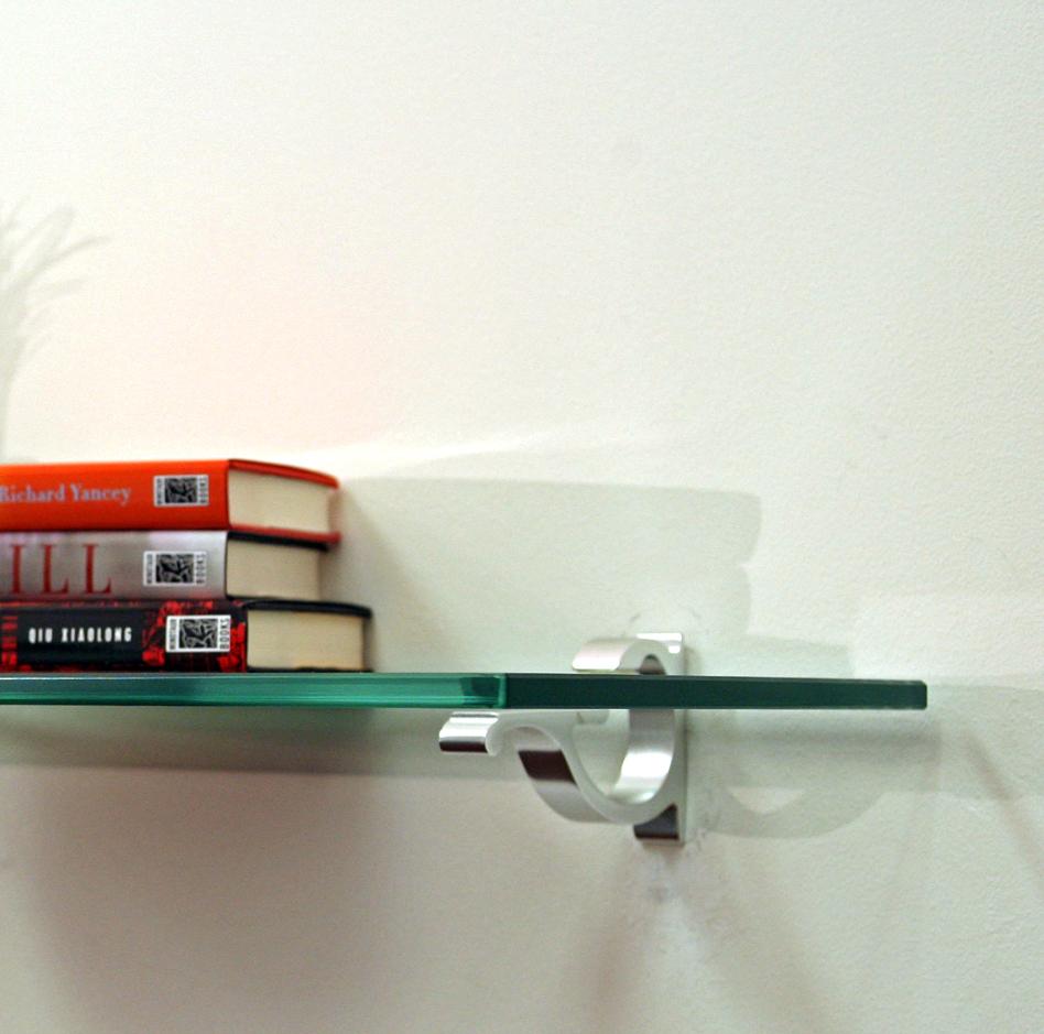 Floating Glass Shelves