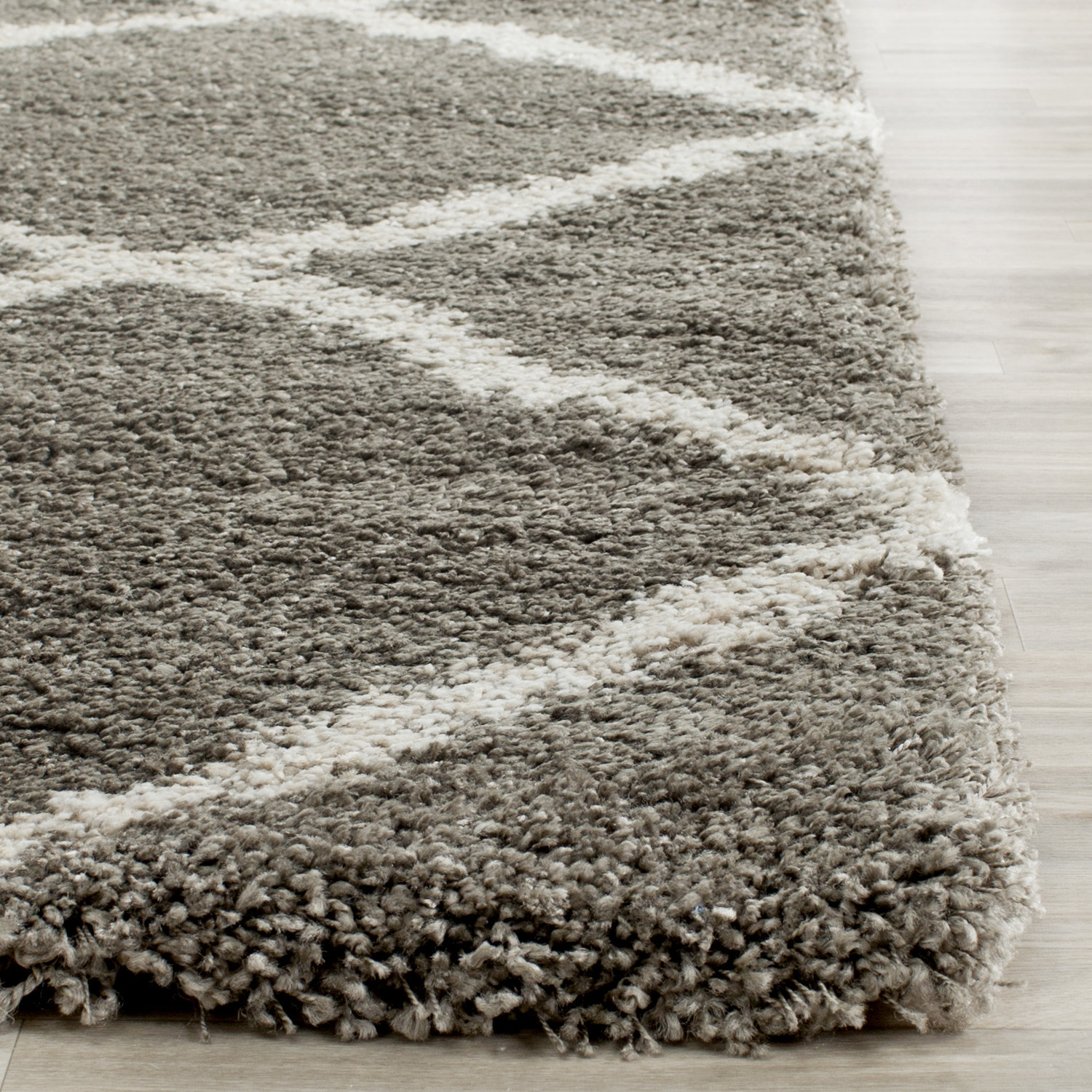 Grey Shag Area Rug Decor Ideasdecor Ideas