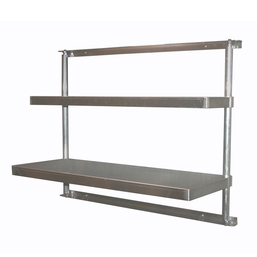 Heavy duty wall mounted shelving decor ideasdecor ideas - Wall mounted shelving ideas ...