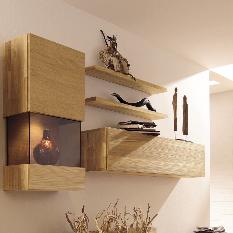 Modern Wall Mounted Shelves