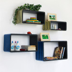 Thick Floating Shelves