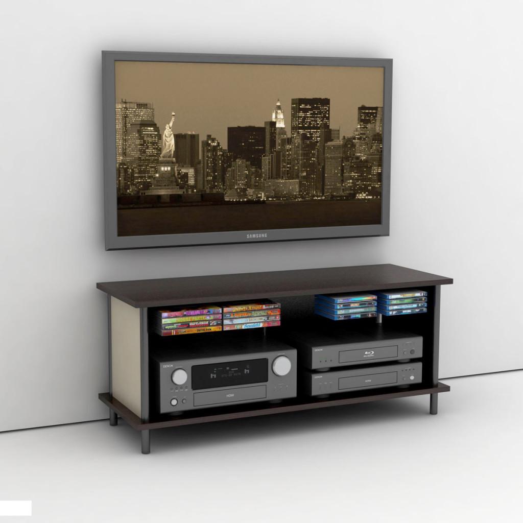 Wall Mounted Entertainment Shelves