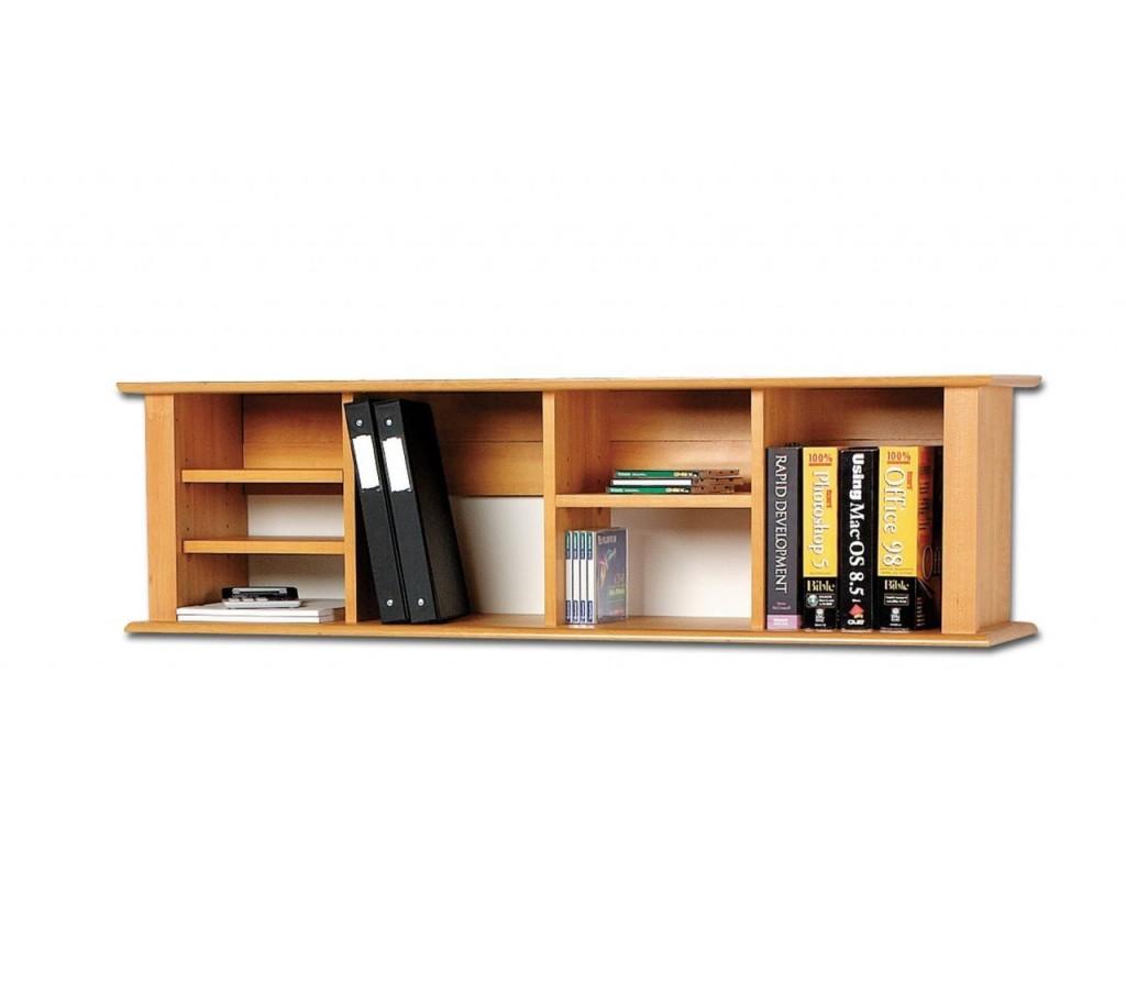Wall Mounted Wood Shelves