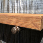 Wood Wall Shelves With Brackets