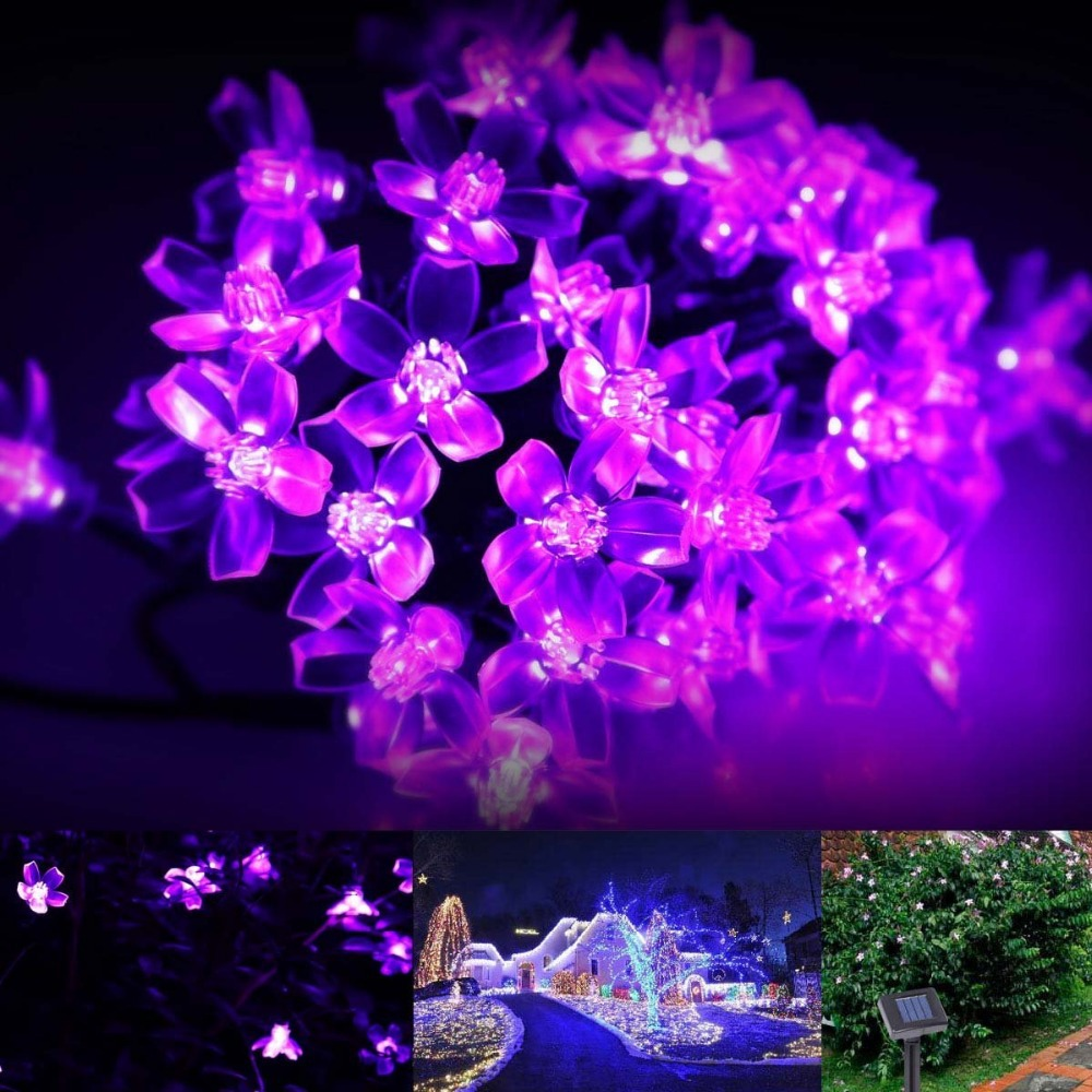 Outdoor Solar Lights For Trees