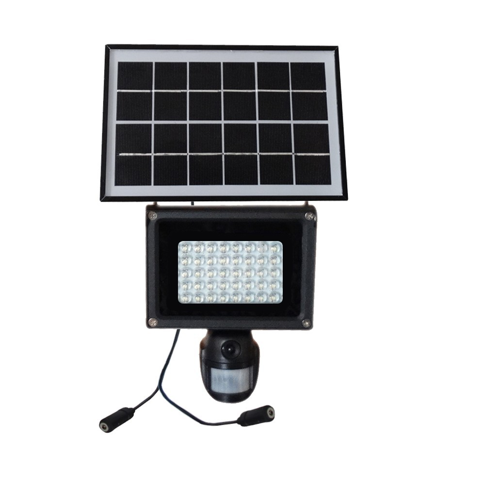 Solar Outdoor Flood Lighting