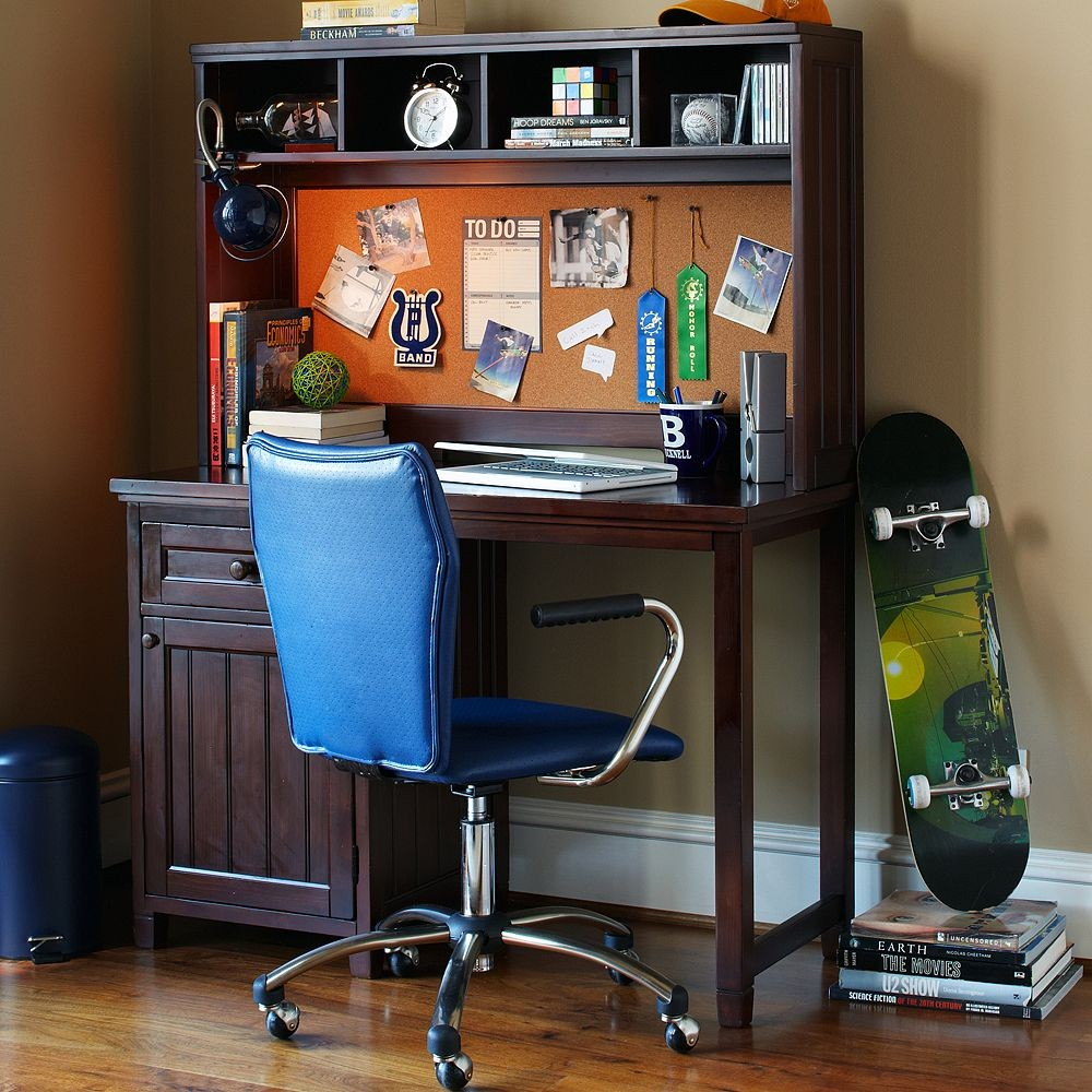 Boys Bedroom Desk