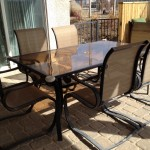 6 Chair Patio Set